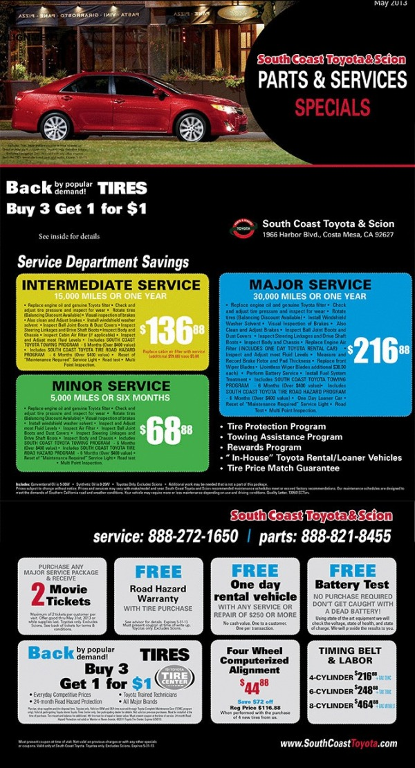 Click this flyer to get these deals